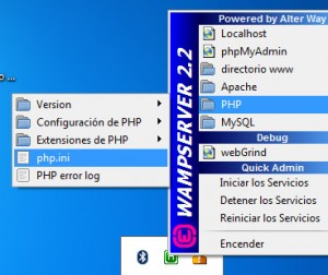 Configurar Php